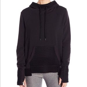 Alo hooded top